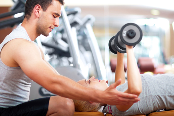 how to give a gym induction