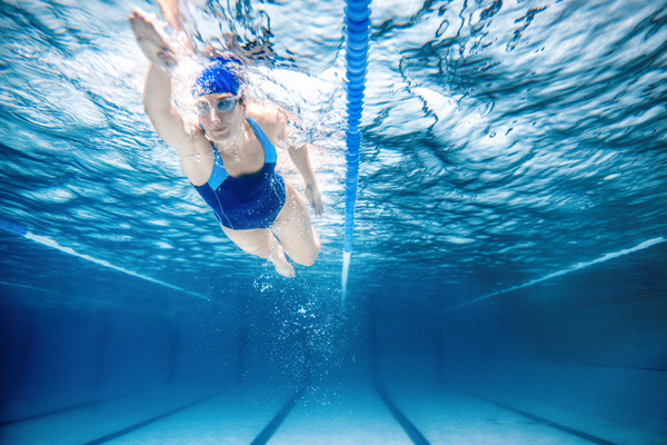swimming wv active